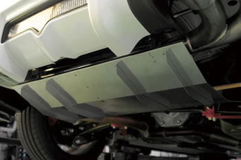 TRD Rear Diffuser for Toyota FT86 / Scion FRS