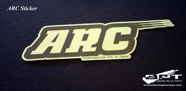 ARC Sticker (Grey)