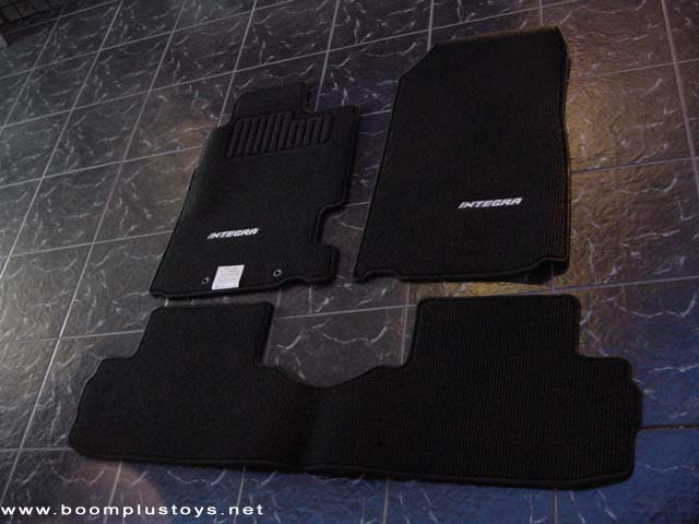 JDM Honda Integra / Acura RSX (DC5) Type-iS Floor Mat Set