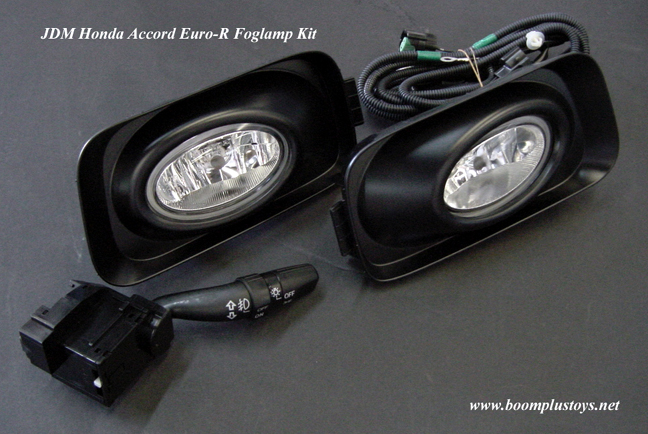 JDM Honda Accord Euro-R (CL7) Fog Lamp Kit