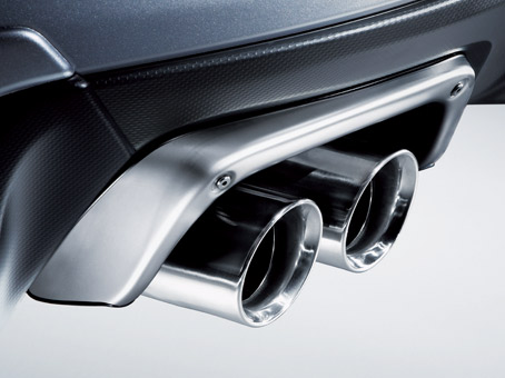 JDM Subaru WRX/STI (VAB) Exhaust Finisher