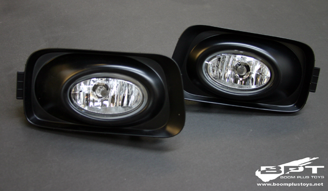 JDM Honda Accord Euro-R (CL7) Fog Lamp Kit w/o Switch
