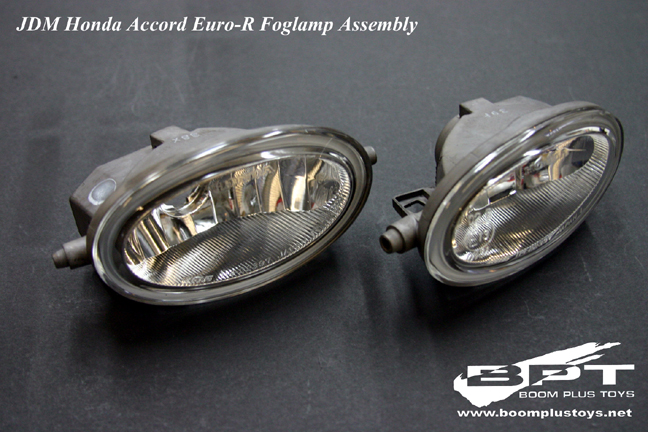 JDM Honda Accord Euro-R (CL7) Fog Lamp Lens (Left)