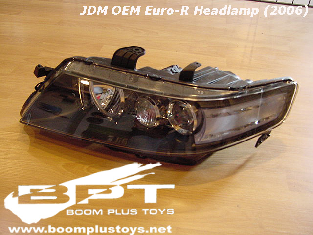 JDM Honda Accord Euro-R (CL7) (2006) Head Lamp Lens (Left)