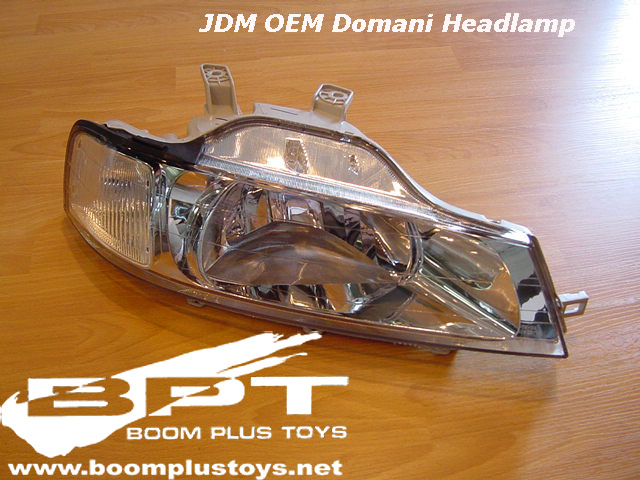 JDM Honda Domani | Acura 1.6E EL MB5 Head Lights