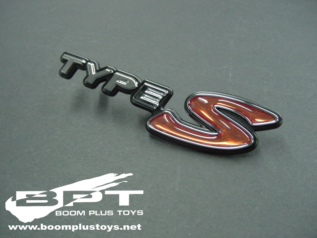 "JDM Honda Integra / Acura RSX (DC5) ""Type-S"" Front Grill Emblem"