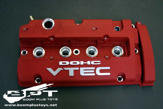 JDM Honda Prelude BB6 Valve Cover (Red)