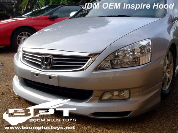 Honda inspire accord uc boom plus toys your jdm parts store jdm honda inspire uc accord front bumper cover sciox Images