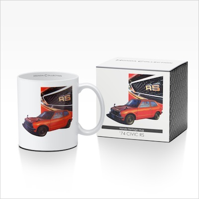 Honda Heritage Mug / '74 Civic RS