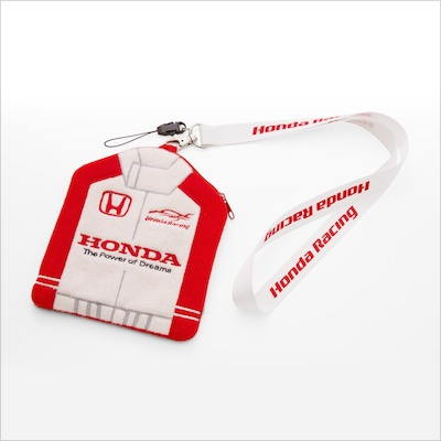 Honda Racing Name Pouch