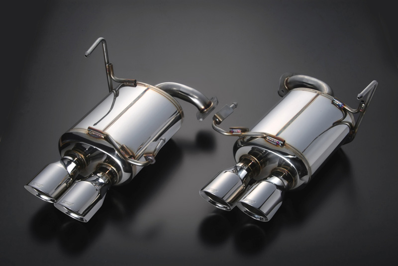 STI Sports Muffler for Subaru WRX/STI (VA)