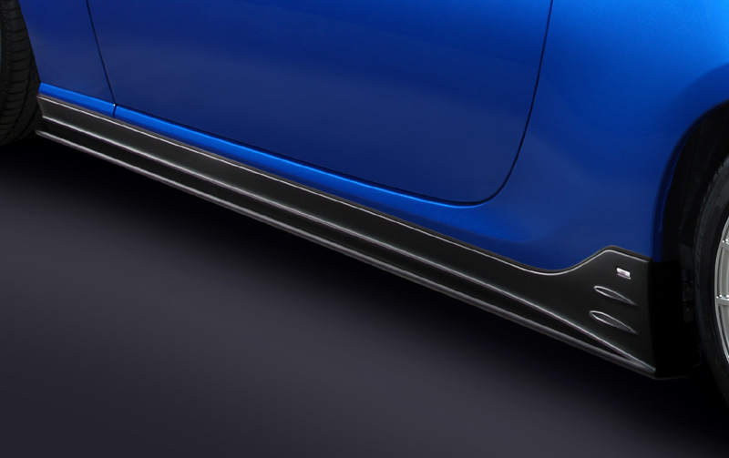 STI Side Under Spoiler for Subaru BRZ (ZC6)