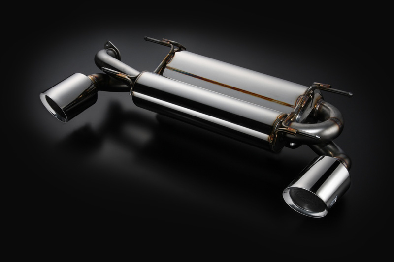 STI Sports Muffler for Subaru BRZ (CZ6)