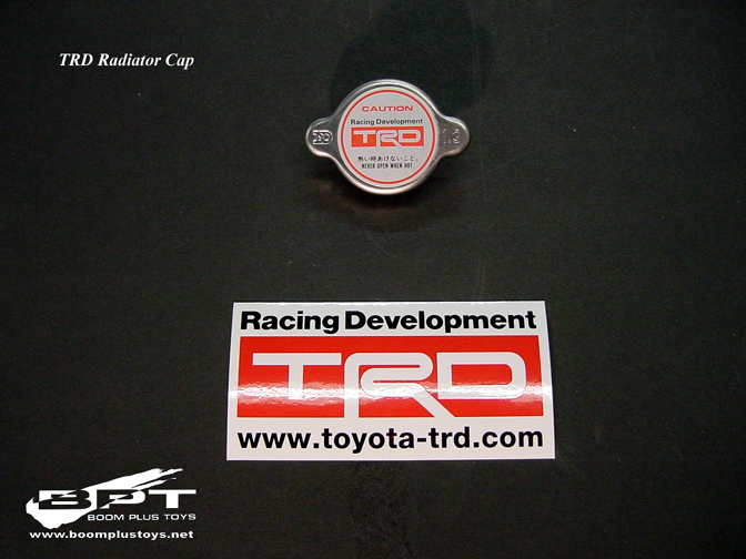 TRD Radiator Cap for Toyota FT-86 / Scion FRS