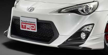 TRD Front Spoiler for Toyota FT-86 / Scion FRS