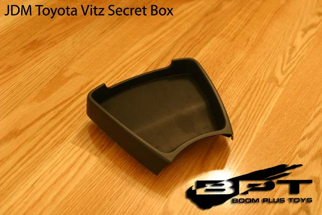 JDM Toyota Vitz / Yaris NCP91 Secret Panel Tray